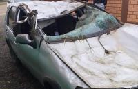 Radialista sai ileso após capotar carro na BR-280 em Canoinhas
