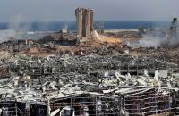 Explosão em Beirute deixa mais de 100 mortos e 4 mil feridos; Fotos