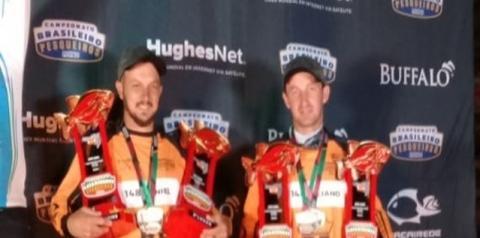 Papanduvense e Itaiopolense conquistam o 2º lugar na etapa catarinense de Pesqueiros