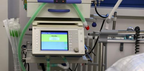 WEG vai fabricar respiradores artificiais para pacientes com Covid-19