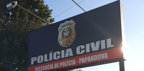 Polícia Civil cumpre mandado de prisão em Papanduva