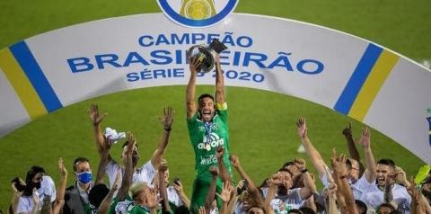 Chapecoense marca aos 51 minutos, vence o Confiança e conquista o título da Série B