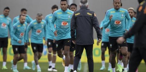 Jogadores da seleção brasileira decidem disputar a Copa América