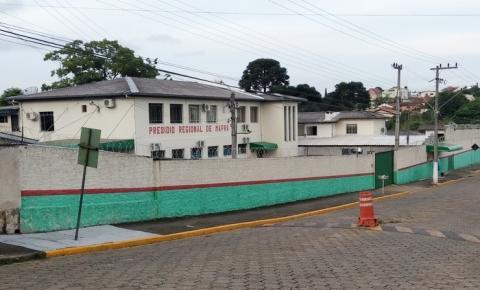 Presídio de Mafra suspende visitas íntimas e físicas entre presos e familiares