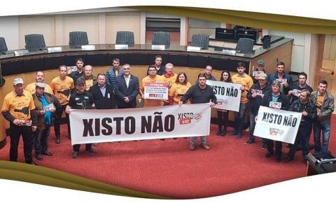 Plenário aprova proibição exploração do xisto em Santa Catarina