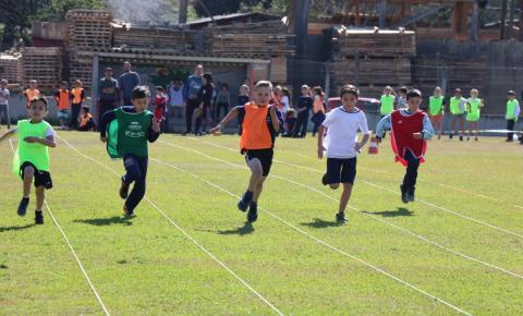 Jogos Interescolares Municipais de Papanduva movimentaram a comunidade escolar nesta semana