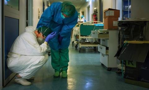 Itália registra quase 800 mortos em menos de 24h