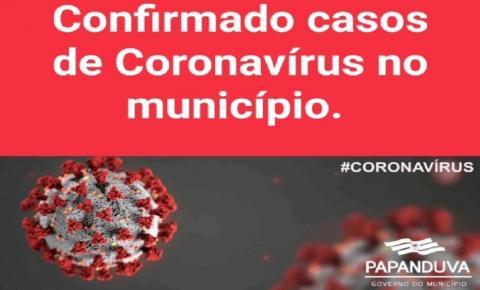 Urgente: Papanduva tem dois casos confirmado de Coronavírus (COVID - 19)