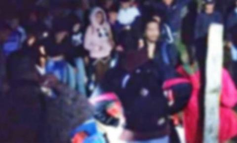 Polícia encerra baile funk com mais de 150 pessoas em sítio de SC