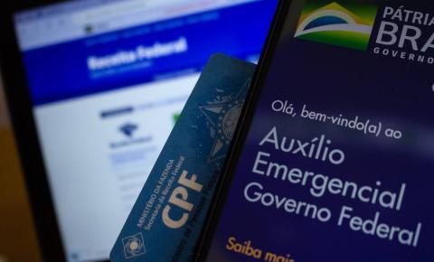 Segunda parcela do auxílio emergencial começa a ser paga hoje.