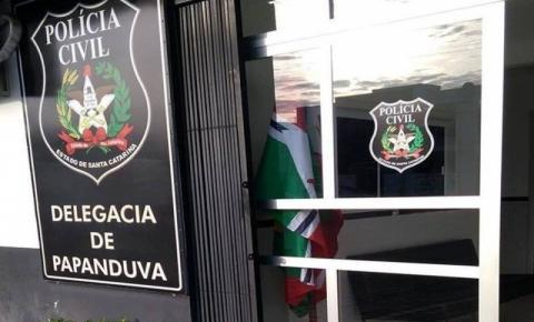 Polícia Civil prende homem em Papanduva