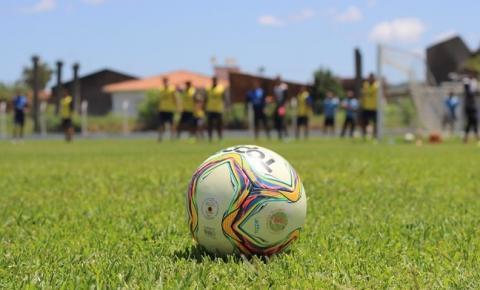 Treinos de futebol são liberados em Santa Catarina pelo governo estadual