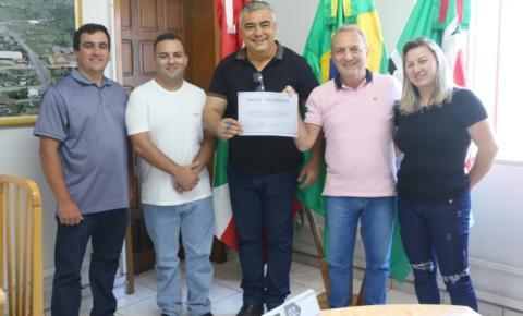 Papanduva recebe emenda parlamentar de R$ 150 mil reais