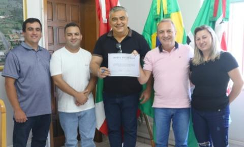 Papanduva recebe emenda parlamentar de R$ 150 mil reais.