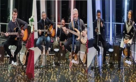 Live em prol ao Hospital São Sebastião foi realizado na última quarta-feira, (02).