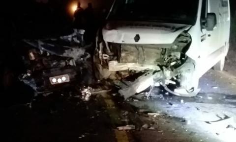 Bebê de 1 mês morre em acidente na BR- 280, em Porto União