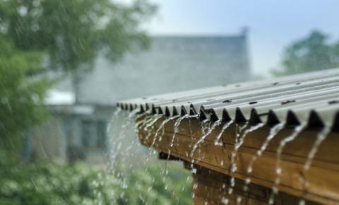 Planalto norte terá chuva persistente e intensa no fim de semana