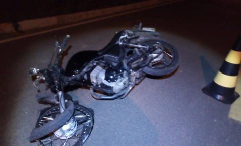 Motociclista morre após sofrer queda no Bairro Lucena, em Itaiópolis SC