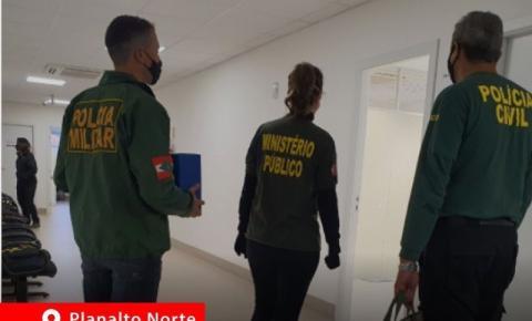 Confira detalhes da operação do Gaeco em Bela Vista do Toldo SC