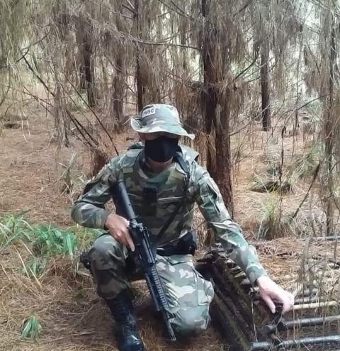 PM Ambiental realiza operação para combate a caça predatória no interior de Itaiópolis